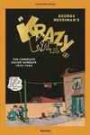 George Herriman Complete Krazy Kat in Color 1935-1944 HC