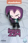 Invader Zim Gaz With Video Game Pin