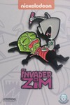 Invader Zim Sleeping Zim Pin