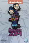 Invader Zim Zims Robot Parents Pin