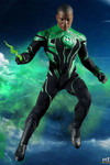 One-12 Collective John Stewart - The Green Lantern