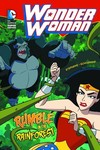 DC Super Heroes Wonder Woman Young Reader TPB Rumble in Rainforest