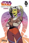 Star Wars Adventures Forces of Destiny - Hera (Cover B)
