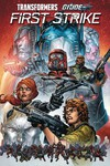 Transformers GI Joe First Strike TPB