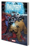 Inhumans Once and Future King TPB