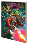 Guardians of Galaxy Telltale Games TPB
