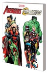 Avengers & Champions TPB Worlds Collide