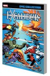 Excalibur Epic Collection TPB Cross-Time Caper