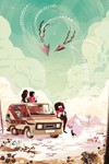Steven Universe Ongoing #12 (Subscription Dombois Variant)