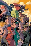 DC the New Frontier TPB New Ed Black Label