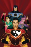 New Super-Man & the Justice League of China TPB