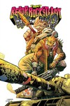 Teenage Mutant Ninja Turtles Bebop & Rocksteady Hit the Road TPB