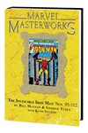 Marvel Masterworks Invincible Iron Man HC Vol 12 Dm (Variant) 275