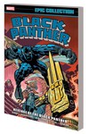 7. Black Panther Epic Coll TPB Revenge Black Panther