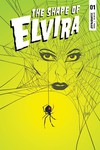 Elvira Shape of Elvira #1 (Cover C - Strahm)