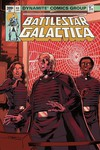Battlestar Galactica Classic #3 (Cover B - Hdr)