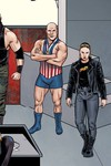 WWE #24 (Schoonover Raw Connecting Variant)