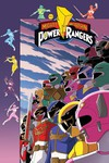 Mighty Morphin Power Rangers #35 (Preorder Gibson Variant) Sg
