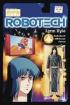 Robotech #16 (Cover B - Action Figure Variant)