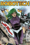 Robotech #16 (Cover C - Laming)