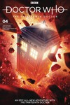 Doctor Who 13th #4 (Cover B - Brooks)