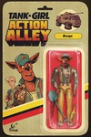 Tank Girl Action Alley #2 (Cover B - Action Figure)