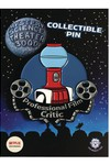 Mystery Science Theater Tom Film Critic Pin