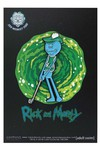 Rick and Morty Golfing Meeseeks Pin