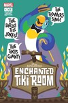 Enchanted Tiki Room #3 (of 5) (Grandt Connection Variant Cover Edition)