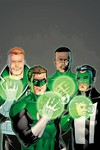 Hal Jordan and the Green Lantern Corps #35 (Kitson Variant)