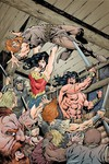 Wonder Woman Conan #4 (of 6) (Lopresti Variant)