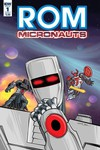 Rom & the Micronauts #1 (of 5) (Cover A - Wentworth)