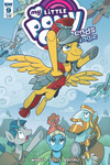 My Little Pony Legends of Magic #9 (Cover B - Hickey)