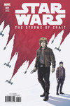 Star Wars Last Jedi Storms of Crait #1 (Wijngaard Variant)