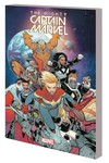 Mighty Captain Marvel TPB Vol 02 Band of Sisters