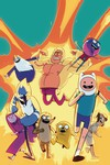Adventure Time Regular Show #5 (Subscription Di Nicuolo Variant)