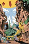 Adventure Time Comics #18 (Subscription Pizarri Variant)