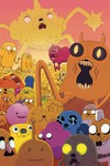 Adventure Time #71 (Subscription McCormick Variant)