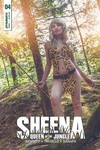 Sheena #4 (Cover D - Cosplay)