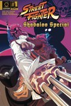 Street Fighter Shadaloo Special (Cover A - Steinbach)