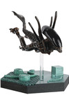 Alien Predator Figure Coll Mag #25 Swimming Xenomorph From Resurrec