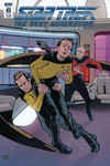 Star Trek TNG Terra Incognita #6 (Cover A - Shasteen)