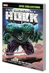 Incredible Hulk Epic Collection TPB Ghosts Future