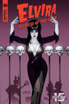 Elvira Mistress of Dark #6 (Cover A - Linsner)