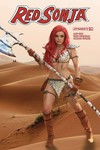 Red Sonja #24 (Cover E - Cosplay Sub Variant)