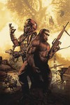 Planet of Apes Simian Age #1 Main