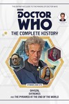 Doctor Who Comp Hist HC Vol 86 12th Doctor Stories 269-271