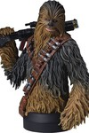 Star Wars Solo Chewbacca Mini-Bust