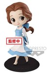 Disney Q-Posket Belle Country Style Pastel Ver Figure
