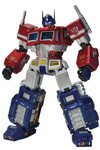 Transformers Convoy Optimus Prime Action Figure Japanese Ver